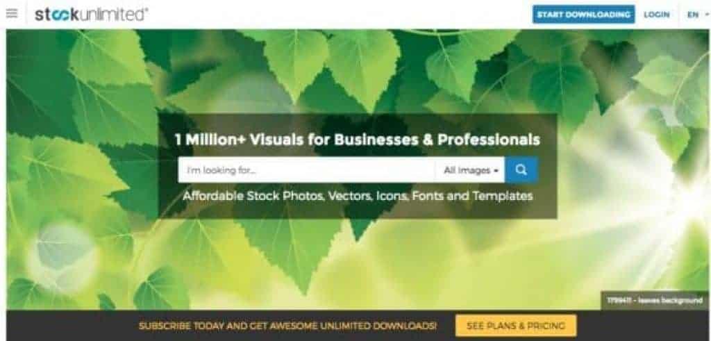 Fotografias Ilimitadas: 4 Ofertas de Fotos de Bancos de Imagens com Downloads Ilimitados 7