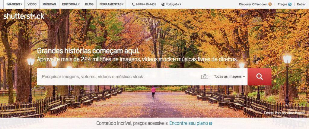 -15% Com o Cupom de Desconto Shutterstock 2020 4