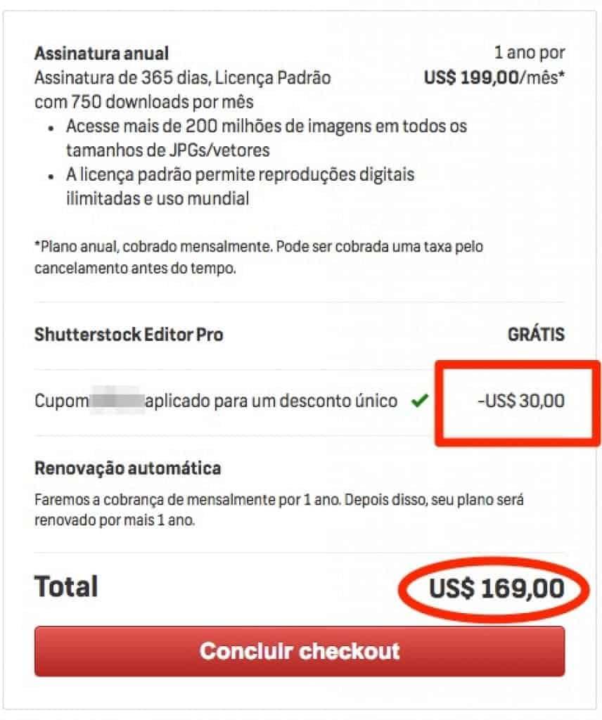 -15% Com o Cupom de Desconto Shutterstock 2020 6