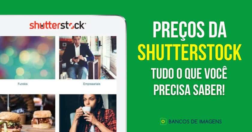 Preços da Shutterstock: Tudo o que você precisa saber! 1