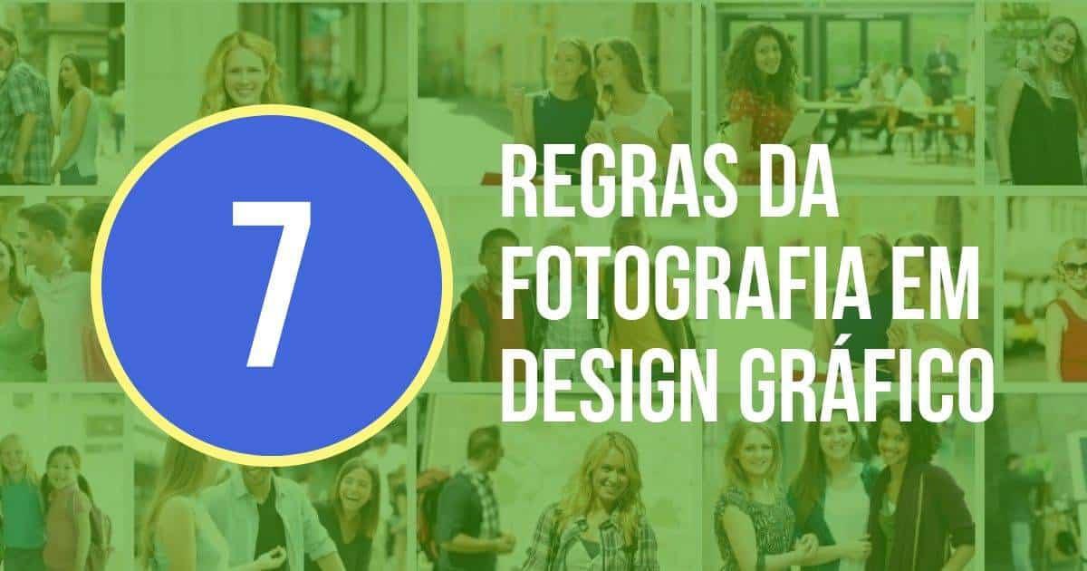 7 Regras para Usar Fotos de Bancos de Imagens em Design Gráfico 1