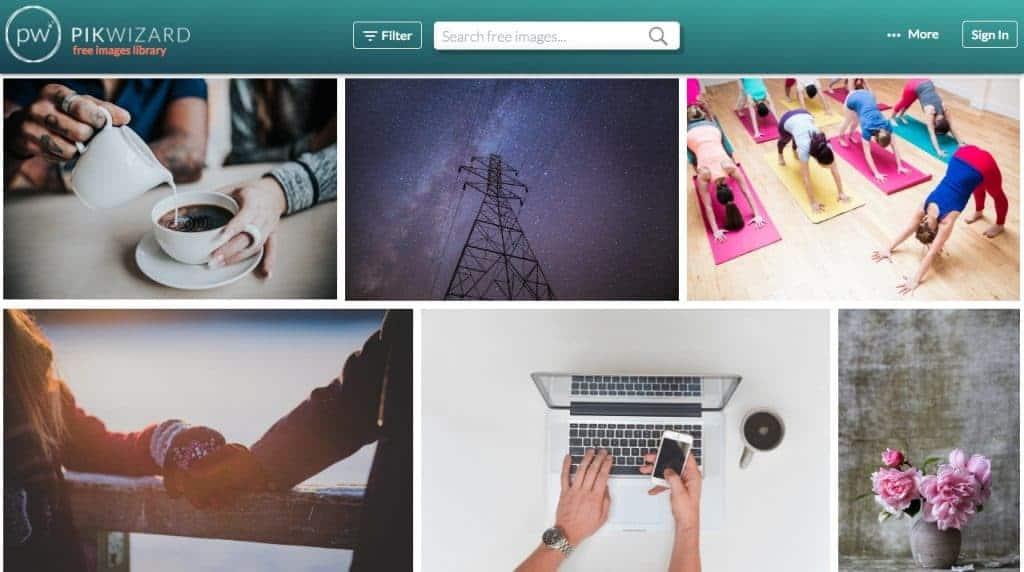 Os 27+ Melhores Bancos de Imagens Gratis da Web 3