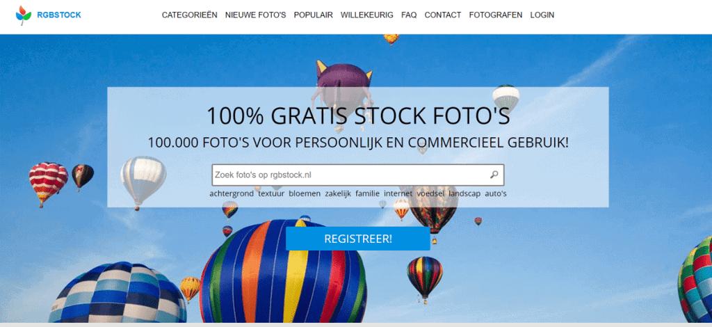 Os 27+ Melhores Bancos de Imagens Gratis da Web 13