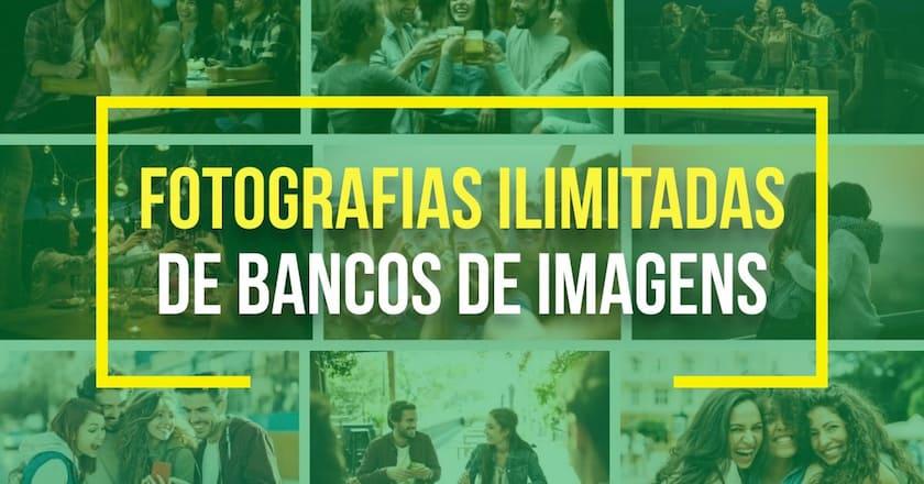Precisa de fotografias ilimitadas? 4 ofertas de downloads! 1