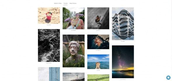 Mosaico de Fotos Photocase