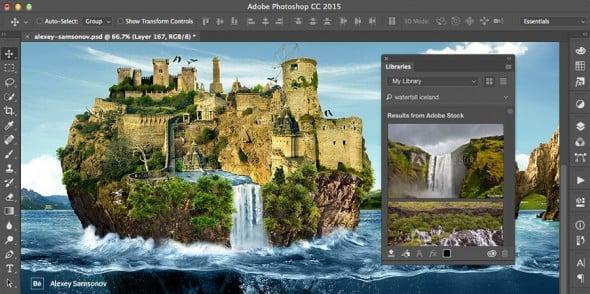 Adobe Stock: Tudo sobre Imagens para Creative Cloud 5