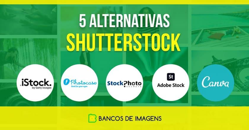 5 Alternativas à Shutterstock que Surpreenderão Você! 1