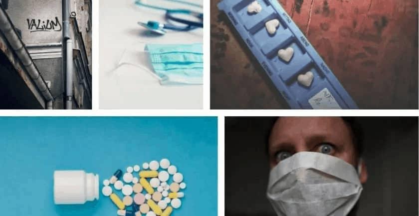 Mosaico fotos médicas Photocase