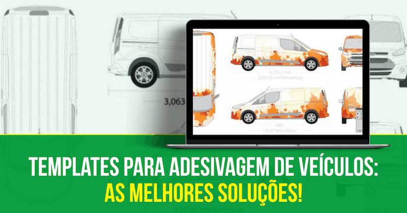 Templates para adesivagem de veículos: as melhores soluções! 1