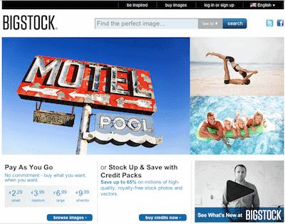 Análise bigstock
