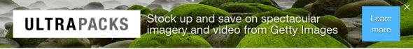 Ultrapacks Getty Images - Licenças Simples e até 30% de Economia 6