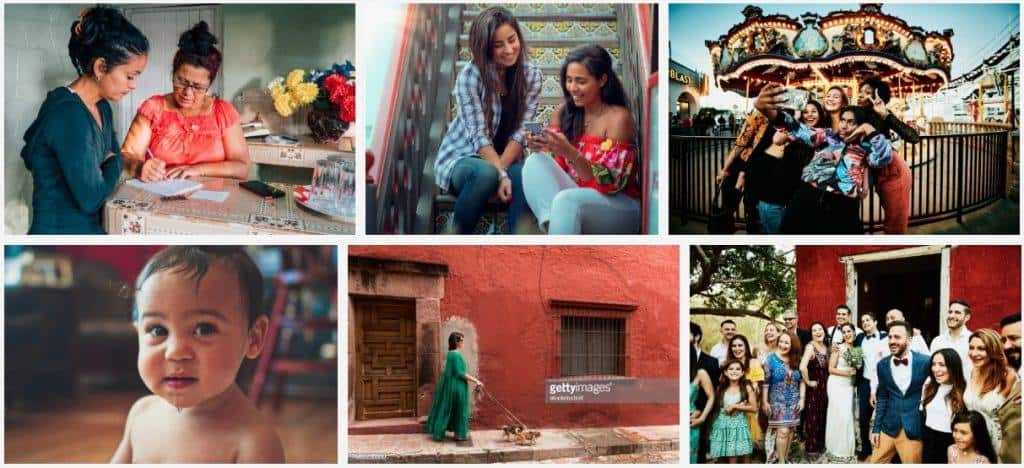 Coleção Nosotros da Getty images: Imagens Latinx & Hispânico 2