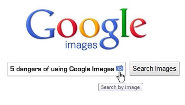 5 Perigos de Usar Imagens do Google sem Permissão 1
