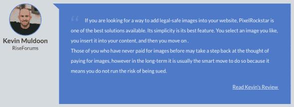PixelRockstar: solução em fotos para blogueiros do WordPress 5