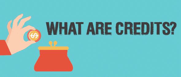 O Que São Créditos? 1