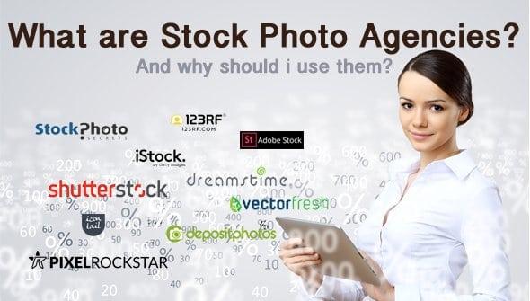 O Que São Bancos de Imagens e Por que eu Devo Usá-los? 1