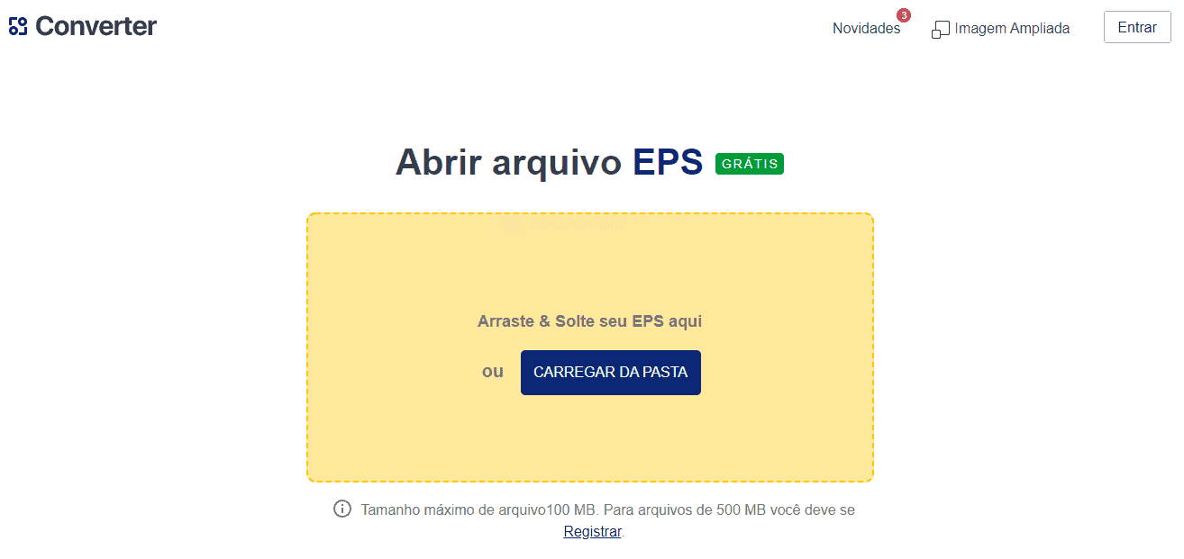 Conversor EPS