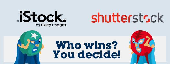 iStock vs. Shutterstock - O confronto- Comparação detalhada! 10
