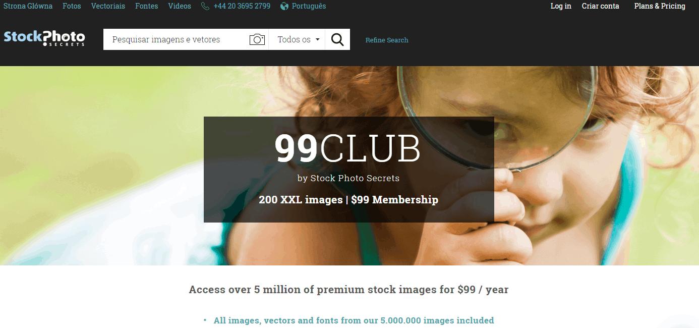 Comprar 99club
