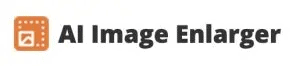 Logo AI image enlarger