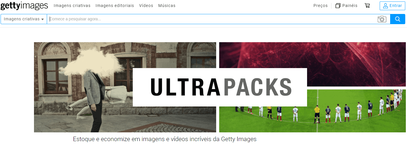 Ultrapacks Getty Images