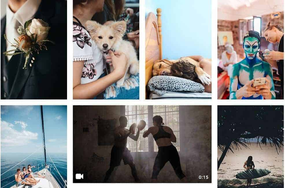 As 3 principais alternativas à Stocksy para comprar imagens artísticas exclusivas 1