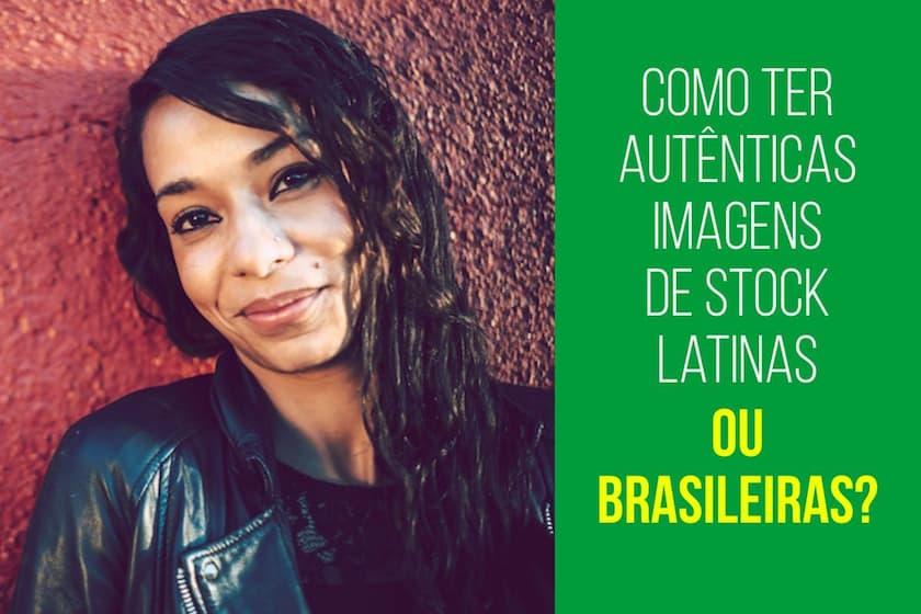 Como ter autênticas imagens de Stock latinas ou brasileiras? 1