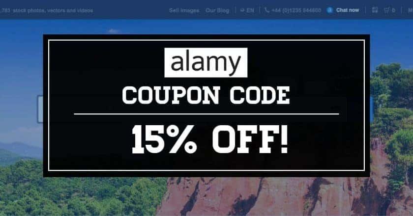 Cupom Alamy - Ganhe 15% de desconto em suas compras na Alamy! 1