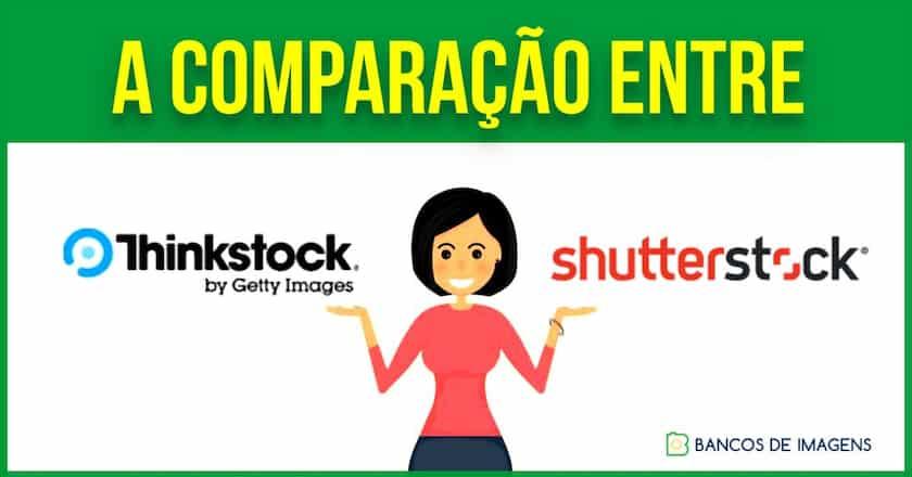 Thinkstock vs. Shutterstock - O Confronto 1