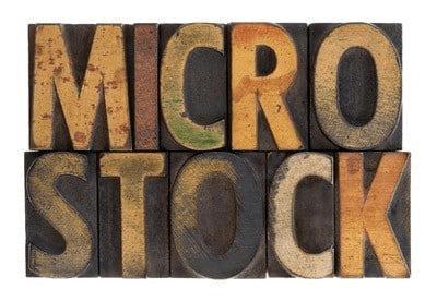 O que significa Microstock? 1