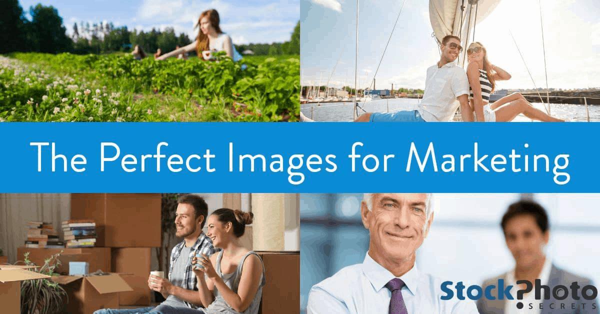 Imagens para marketing