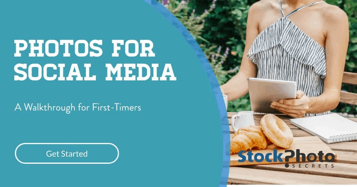 Fotos para mídias sociais