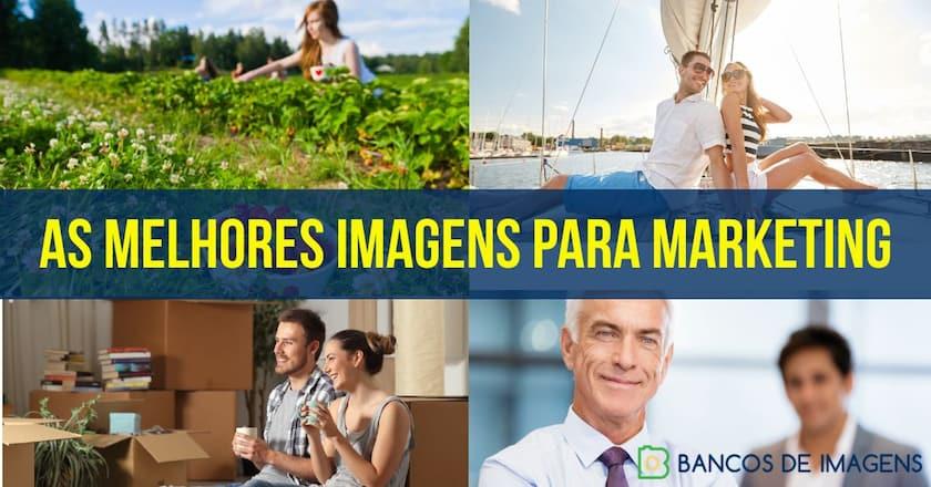 Conheça as melhores imagens para marketing e conteúdo visual 1