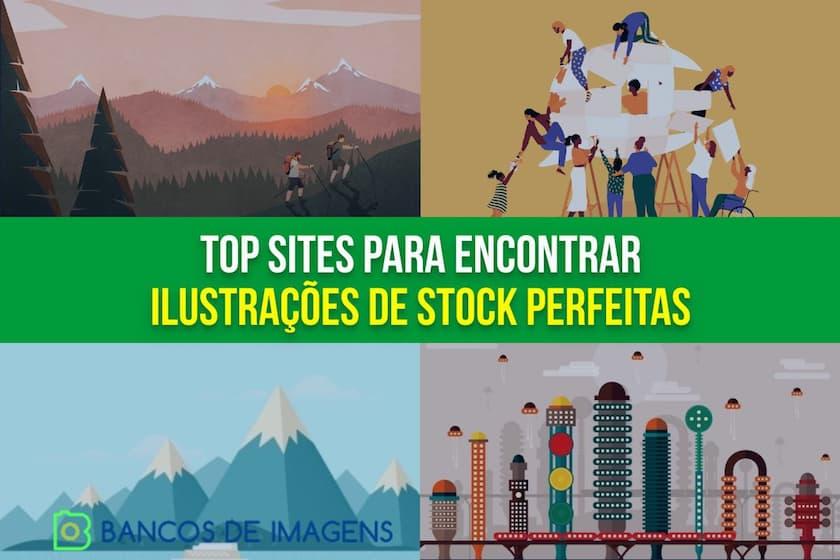 6 Top sites para encontrar ilustrações de stock perfeitas! 1
