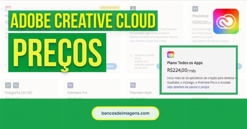 Preços da Adobe Creative Cloud: Encontre seu Plano Perfeito! 1