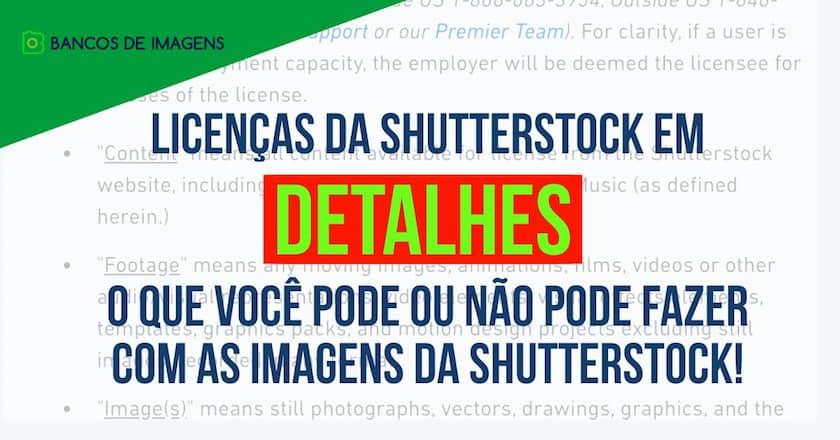 Licenças da Shutterstock: como usá-las nas suas imagens! 1