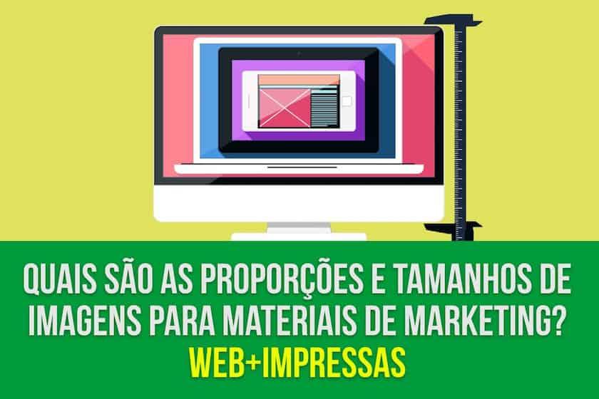 Quais São os Tamanhos de Imagens para Projetos de Marketing? 1