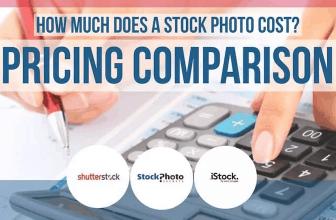 Quanto custa uma foto de stock