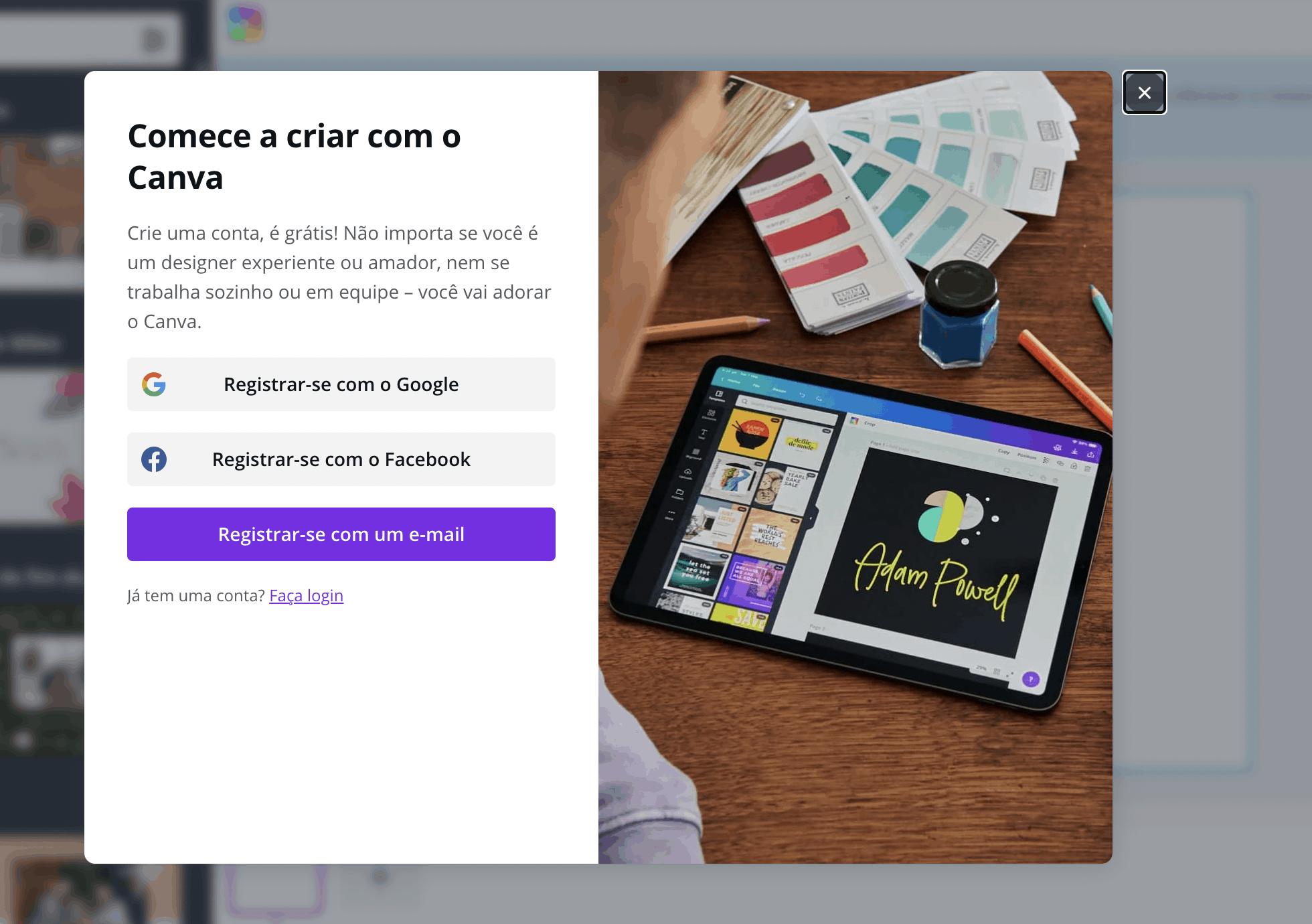 Análise Canva Pro: uma ferramenta de design com imagens de stock ilimitadas! 14