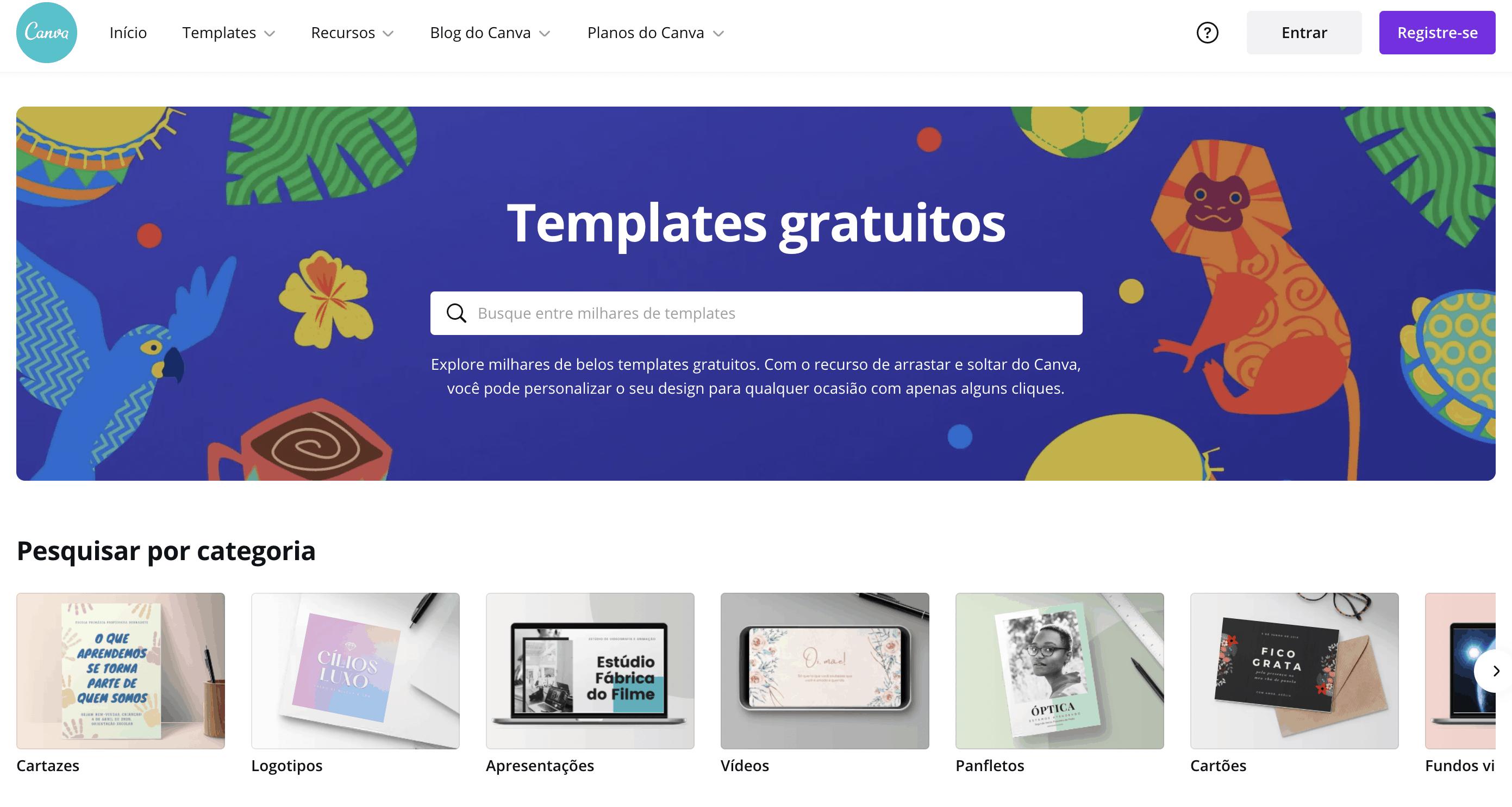 Análise Canva Pro: uma ferramenta de design com imagens de stock ilimitadas! 19