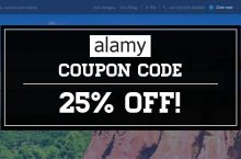 Cupom Alamy – Ganhe 25% de desconto em suas compras!