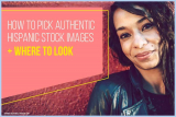 Como ter autênticas imagens de Stock latinas ou brasileiras?