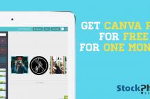 Experimente o incrível teste grátis do Canva Pro por um mês!