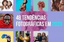 48 Tendências fotográficas em 2020 de tirar o fôlego!