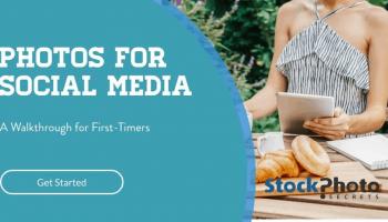 Fotos para mídias sociais: um guia completo para iniciantes!