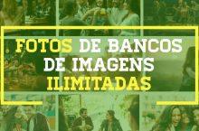 Precisa de fotografias ilimitadas? 4 ofertas de downloads!