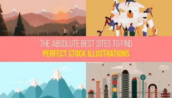 6 Top sites para encontrar ilustrações de stock perfeitas!