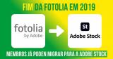 Fim da Fotolia: membros já podem migrar para a Adobe Stock!