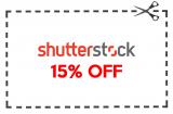 Cupom de desconto Shutterstock 15% OFF janeiro 2021