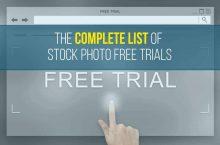 A lista completa das agências de fotos de stock que oferecem testes grátis (atualizada 2020)